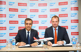 Air Arabia Signs Agreement With Sap For Hr System - Times Of Oman