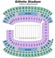 Gillette Stadium Tickets 2017