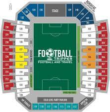 Toyota Park Seating Chart Mapfre Stadium Columbus Crew S C Football Tripper