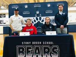 2 From Stony Brook School Sign Letters Of Intent For Di