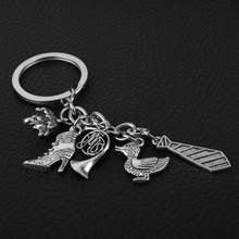 Кольцо для ключей HIMYM, кольцо для ключей, желтый <b>зонт с</b> ...