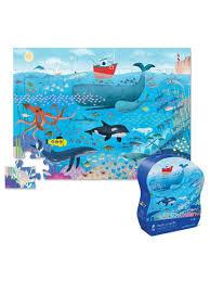 Пазл 36 дет., В глубине моря <b>Crocodile Creek</b> 10278643 в ...