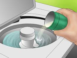 how to get rid of lint when washing clothes