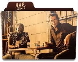 Image result for hap and leonard tv series
