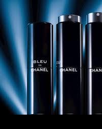 chanel blue. portfolio making chanel blue