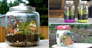 14 Alluring Mason Jar Fairy Garden Ideas You Should Look Now Balcony Garden Web