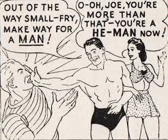 Image result for charles atlas punching bully