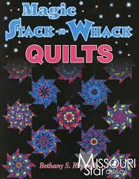 Magic Stack-N-Whack Quilts Pattern Book - Bethany S. Reynolds ... & Magic Stack-N-Whack Quilts Pattern Book Adamdwight.com