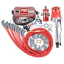 msd ignition box msd 85551k ignition kit includes distributor 6al ignition box blaster 2 coil