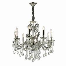 <b>Подвесной светильник Ideal</b> Lux SP8 ARGENTO — купить в ...