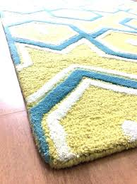 teal and yellow rug area rugs blue brown marvelous bright ideas grey 7x10