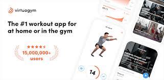 Virtuagym <b>Fitness</b> Tracker - Home & <b>Gym</b> - Apps on Google Play