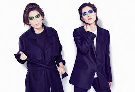 tegan and sara love you to death interview com