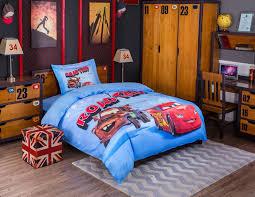 disney pixar cars lightning mcqueen mater bedding set 1 600x464 disney pixar cars