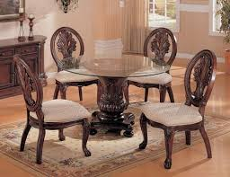 dining table set casual features