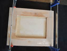 clamp the cabinet door