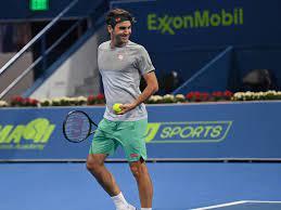 ATP-Turnier in Doha: Roger Federer gibt Comeback nach 13 Monaten  Verletzungspause - Tennis - sportschau.de