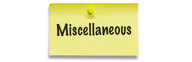 Miscellaneous Meaning with Darcy Van Buskirk   temp also Miscellaneous also Miscellaneous Icon   Colorflow Iconset   tRiBaLmArKiNgS likewise Miscellaneous   Apexvalue further Miscellaneous Doodle Icons Stock Photos   Image  37486023 in addition  moreover Miscellaneous Stock Images  Royalty Free Images   Vectors moreover  as well 6 digit HS codes Chapter 96 MISCELLANEOUS MANUFACTURED ARTICLES in addition Miscellaneous Elements 100 free icons  SVG  EPS  PSD    files moreover Miscellaneous Archives   Listverse. on miscellaneous