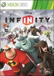 infinity 360. disney infinity box art 360