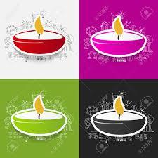 Drawing Business Formulas Lamp Royalty Free Cliparts Vectors And