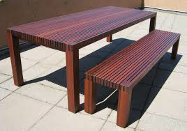 bathroom nice outdoor dining table with benches 16 outdoor dining table with bench seating