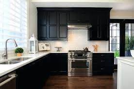 modern white and black kitchens. White And Black Kitchens Design Kitchen Cabinets With View Full Size Modern