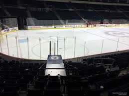 Bell Mts Centre Seating Chart Bell Mts Place Section 109 Winnipeg Jets Rateyourseats Com