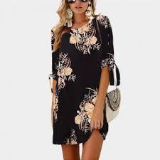 Large Size <b>2019 New Arrival Spring</b> Summer Dress Women Plus ...