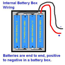 diy aa battery holder 7 steps battery box internal wiring1 png