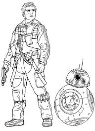Small Picture Kids n funcom 21 coloring pages of Star Wars The force awakens