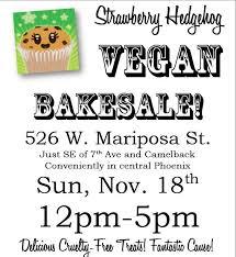 Vegan Bake Sale Recipes Vegan Bake Sale Again Kitchen Shaman