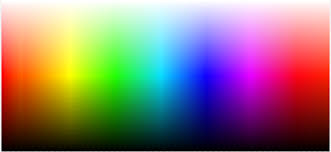 Rgb Hex Chart How To Convert Hexadecimal Or Rgb To Xy Coordinates On A