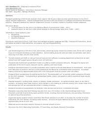 Research Portfolio Template Write Equity Research Report Stock Analyst Template