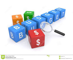 Dollar Budget Stock Photo Image Of Fiscal Dollars Different