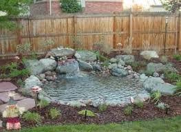 tips for building a garden pond