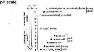 O Level Chemistry Tips On Acids Bases Ph O Level