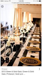 Glamorous black, white and gold wedding planned by Intertwined Events at  The Resort at Pelican Hill, photo by APictureLife Photography