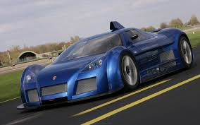 Wallpapers of beautiful cars: Gumpert Apollo