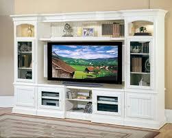 white entertainment centers