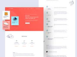 Design Basics Website Orely Projects Coaching Website Dribbble