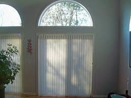 window treatments for sunroom lovely inside mount luminette sliding glass door