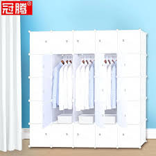 wardrobes plastic storage wardrobe china cabinet get quotations a simple finishing lockers wood grain