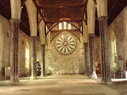 the great hall round table