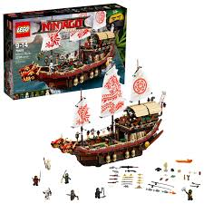 LEGO Ninjago Movie Destiny's Bounty 70618 (2,295 Pieces) - Walmart.com -  Walmart.com