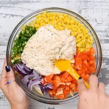 Mexican Street Corn Pasta Salad [Video] | Recipe [Video] | Good healthy  recipes, Food, Vegetarian recipes