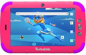 Купить Детский <b>планшет</b> TURBO <b>TurboKids Princess</b>, 1GB, 16GB ...