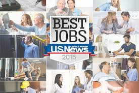 the 25 best jobs of 2015 careers us news