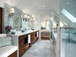 Bathroom:Romantic Lighting Design In Small Attic Bathroom Decor Ideas  Fantastic Bathroom In The Attic