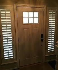 fiberglass entry door new replacement fiberglass entry door interior view best fiberglass entry doors reviews