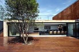 Aesthetics meets minimalist modern house by Guilherme Torres